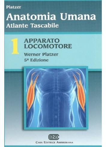 Anatomia umana atlante tascabile - Volume  1 - Werner Platzer