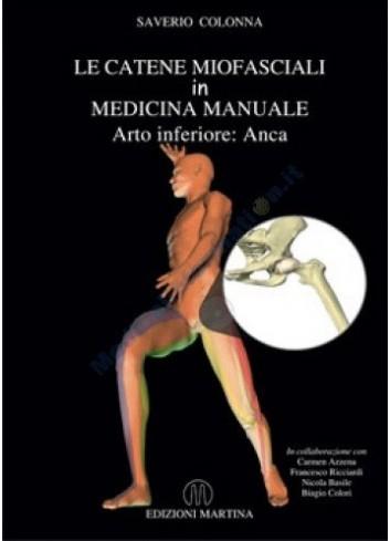 Le Catene Miofasciali in Medicina Manuale - anca - Saverio Colonna