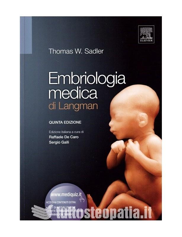 Embriologia medica di Langman -...