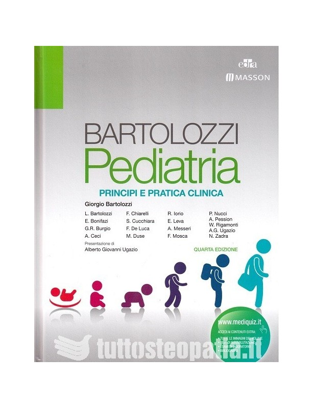 Pediatria - Principi e pratica...