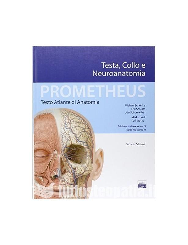 Prometheus - Testo Atlante di...
