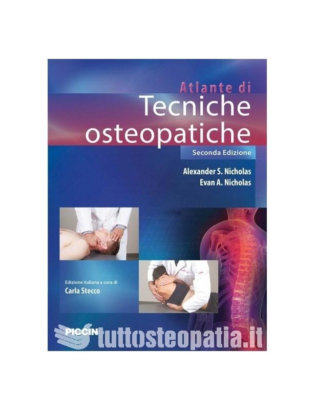 Atlante di tecniche osteopatiche -...