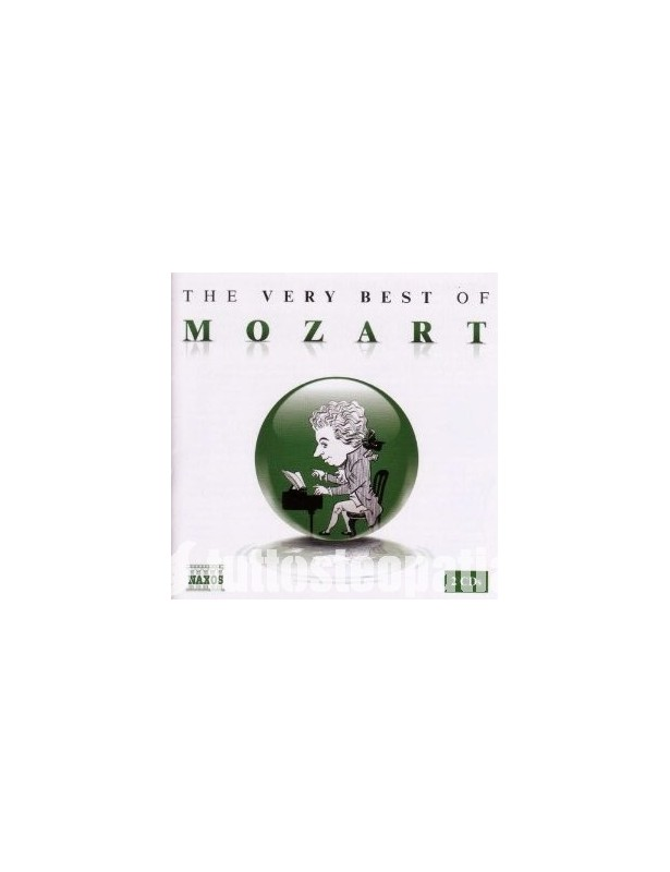 The very best of Mozart (2 CDs) -...