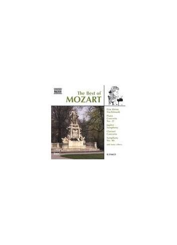 The Best of MOZART - Wolfgang Amadeus Mozart