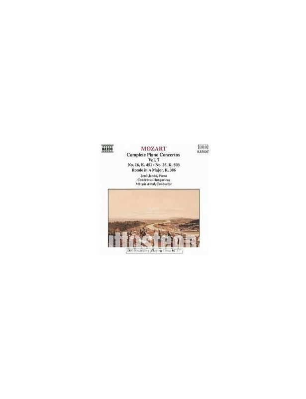 Mozart Complete Piano Concertos...