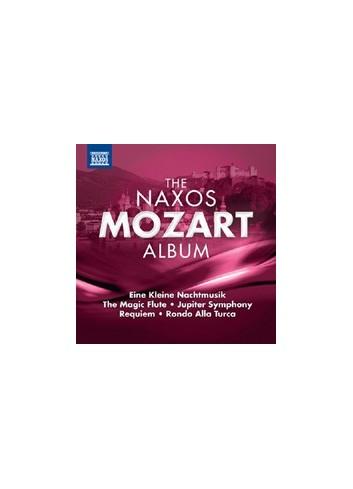 The Naxos Mozart Album - Wolfgang Amadeus Mozart