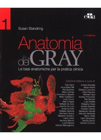 Anatomia del Gray (Vol. 1 e 2)
