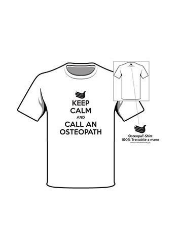 Maglietta dell'osteopatia