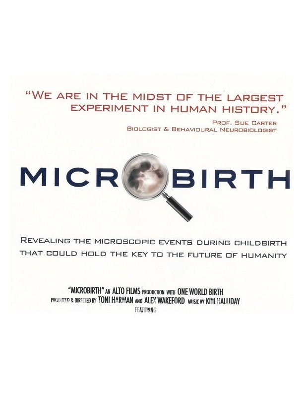 Microbirth - DVD - Toni Harman, Alex...
