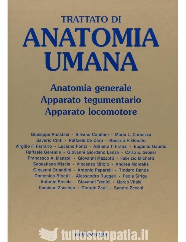 Trattato di Anatomia Umana - Giuseppe...