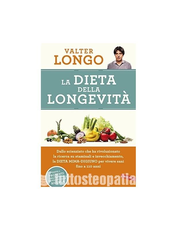 La dieta della longevità - Valter Longo