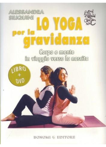 Lo yoga per la gravidanza.
