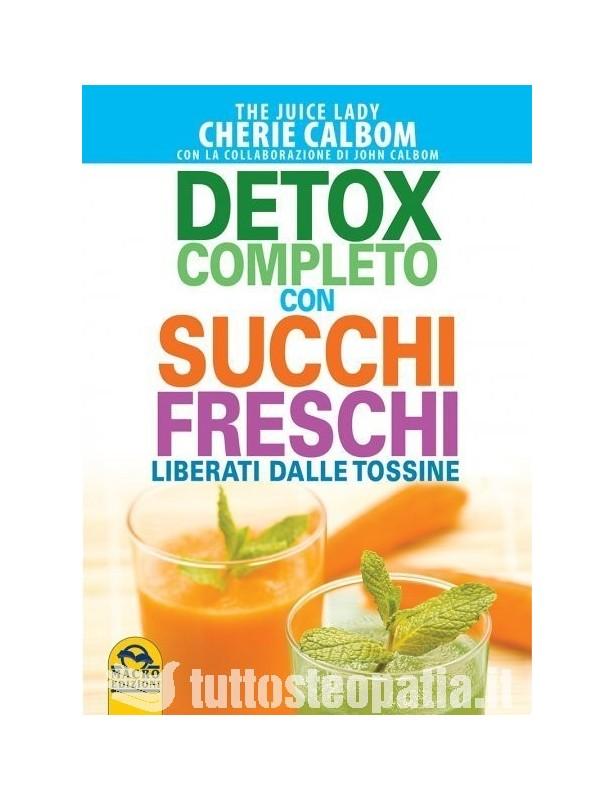 Detox completo con succhi freschi -...