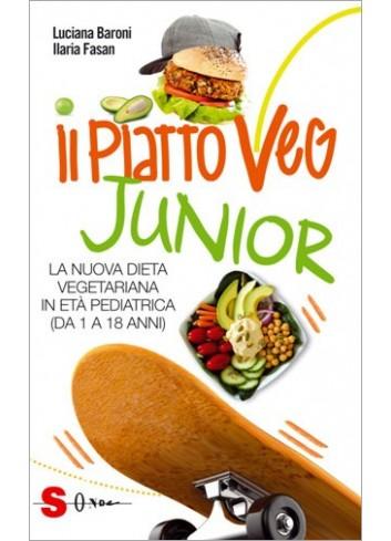 Il piatto Veg Junior - Luciana Baroni, Ilaria Fasan