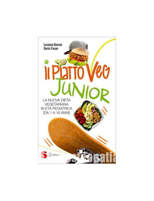 Il piatto Veg Junior - Luciana...
