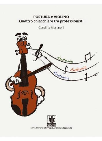 Postura e Violino - quattro chiacchiere tra professionisti - Carolina Martinelli