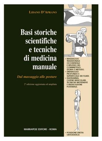 Basi storiche scientifiche e tecniche di medicina manuale - Lidano D'Aprano