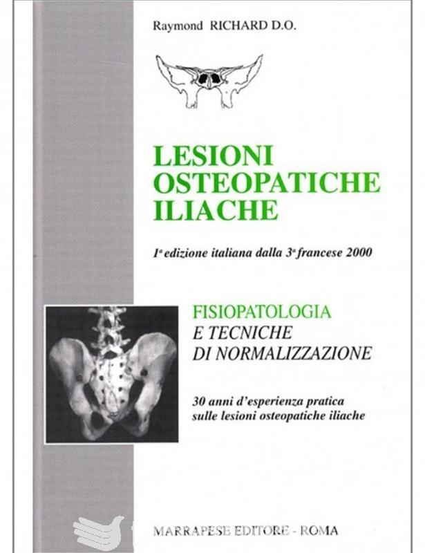 Lesioni osteopatiche iliache -...
