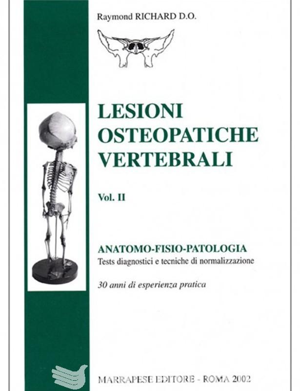 Lesioni osteopatiche vertebrali -...