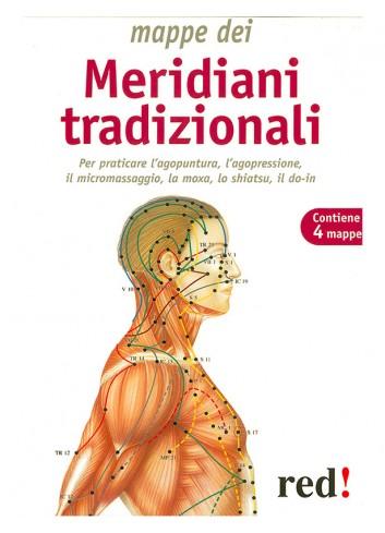 Mappe dei Meridiani Tradizionali - poster