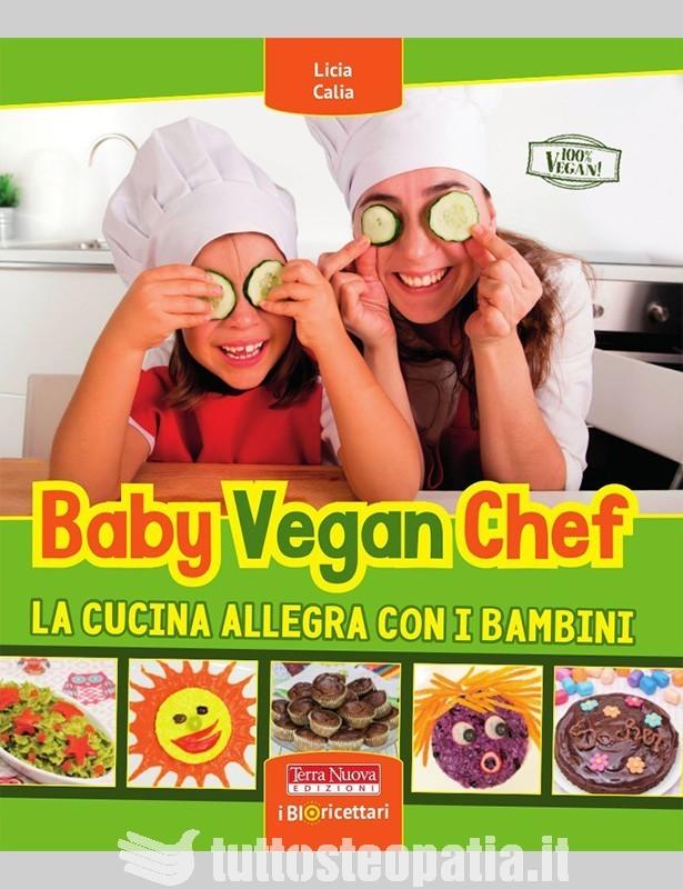 Baby vegan chef - Licia Calia