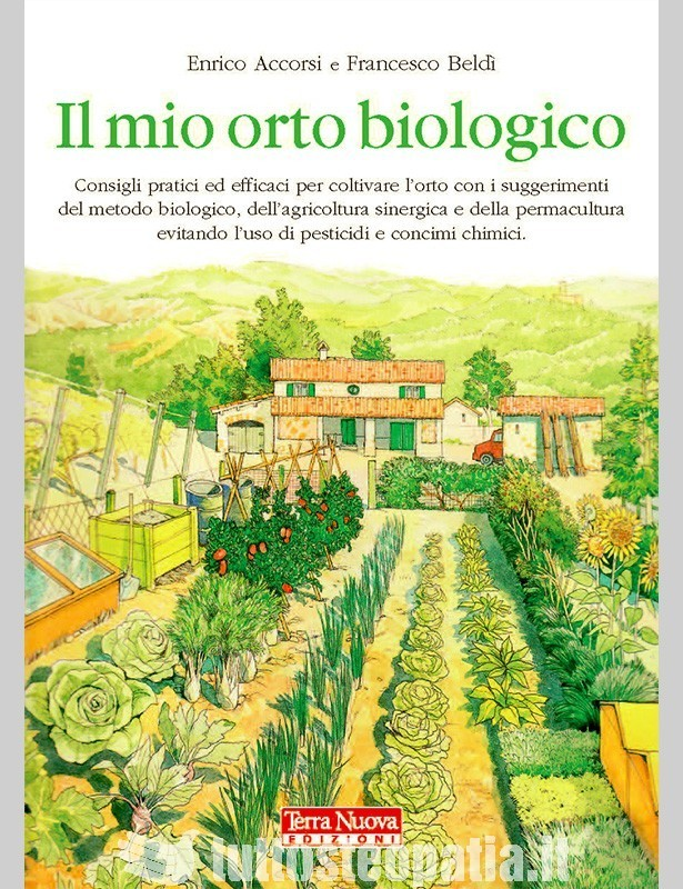 Il mio orto biologico - Enrico...