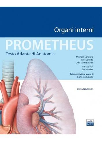 Prometheus - Testo Atlante di Anatomia - Organi Interni - M. Schünke, E. Schulte, U. Schumacher