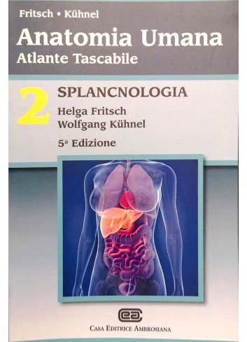 Anatomia umana atlante...