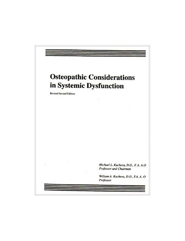 Osteopathic Considerations in...