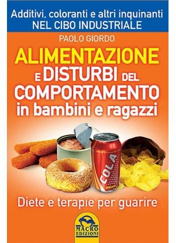 Alimentazione e disturbi del comportamento in bambini e ragazzi - Paolo Giordo
