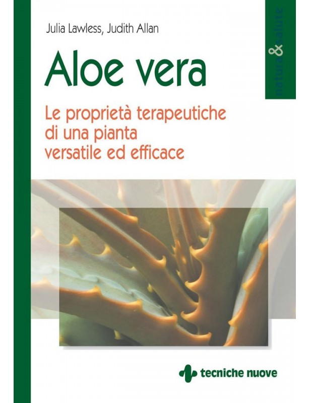 Aloe vera - Julia Lawless, Judith Allan