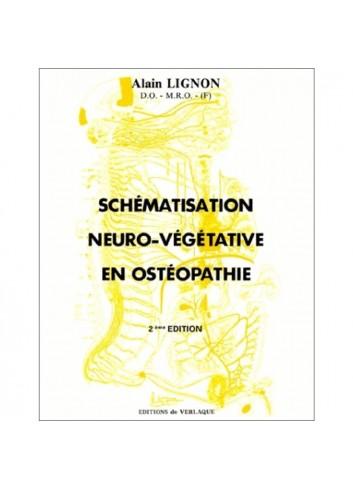 Schématisation neuro-végétative en ostéopathie - Alain Lignon