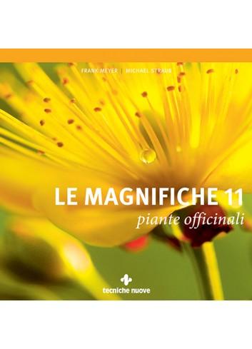 Le magnifiche 11 piante officinali - Frank Meyer, Michael Straub