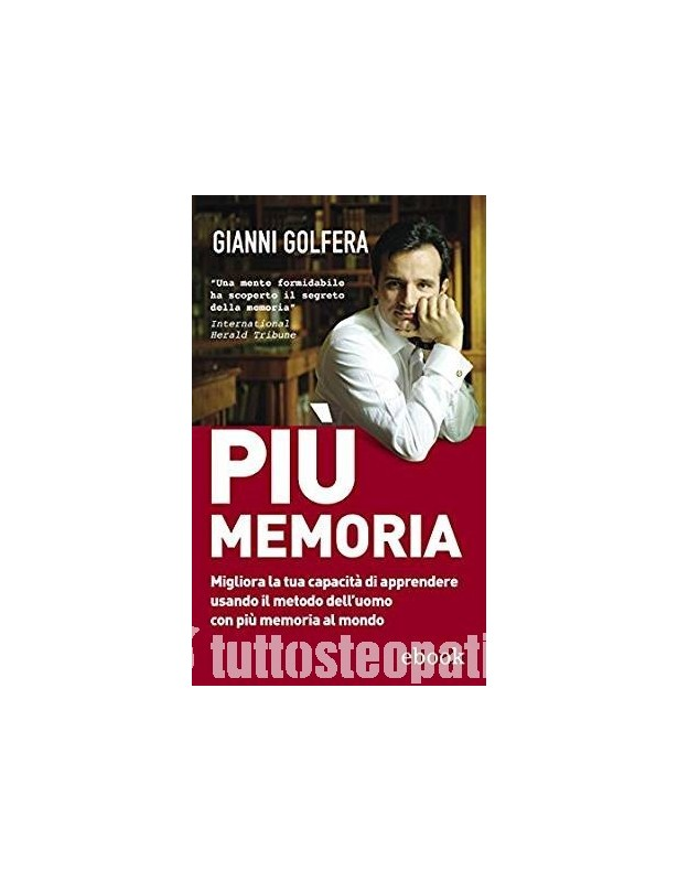 Più memoria - Gianni Golfera