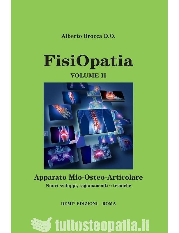 FisiOpatia Volume 2 - Alberto Brocca