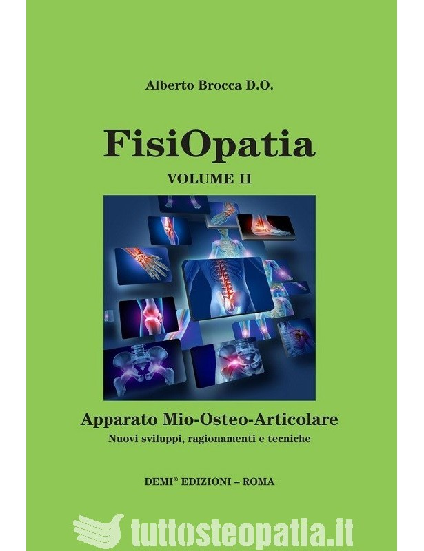 FisiOpatia Volume 2 - Alberto Brocca