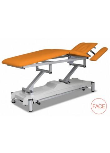 Lettino elettrico per pratica osteopatica Tuttocomodo G5E - PLUS