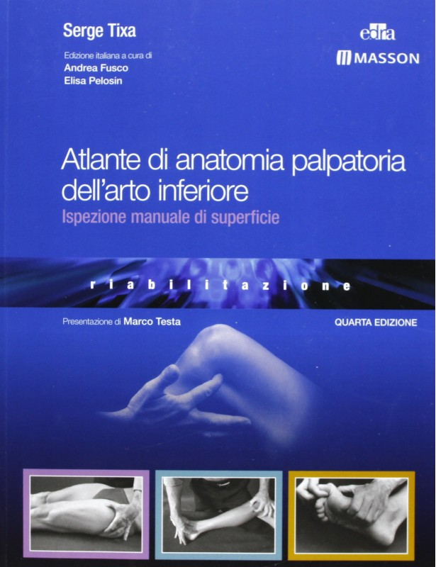 Atlante di anatomia palpatoria...