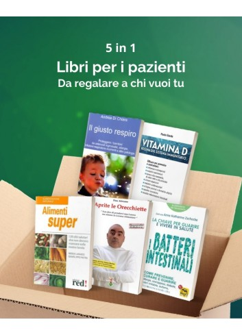 Libri da regalare ai pazienti