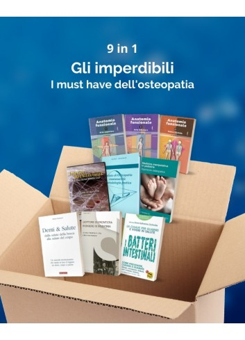 """Gli """"imperdibili"""" dell'osteopatia"""