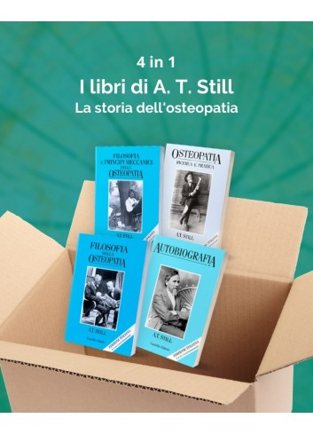 I libri di A. T. Still...