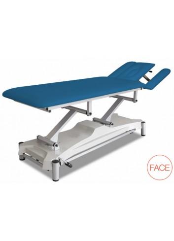 Lettino elettrico per osteopatia Tuttocomodo F4E