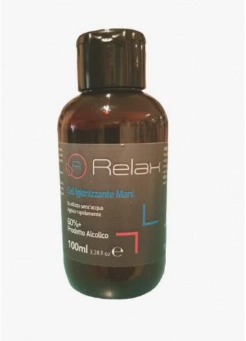 Relax - Gel igienizzante mani da 100 ml