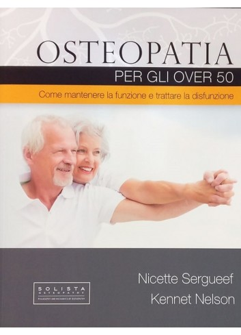 Osteopatia per gli over 50....