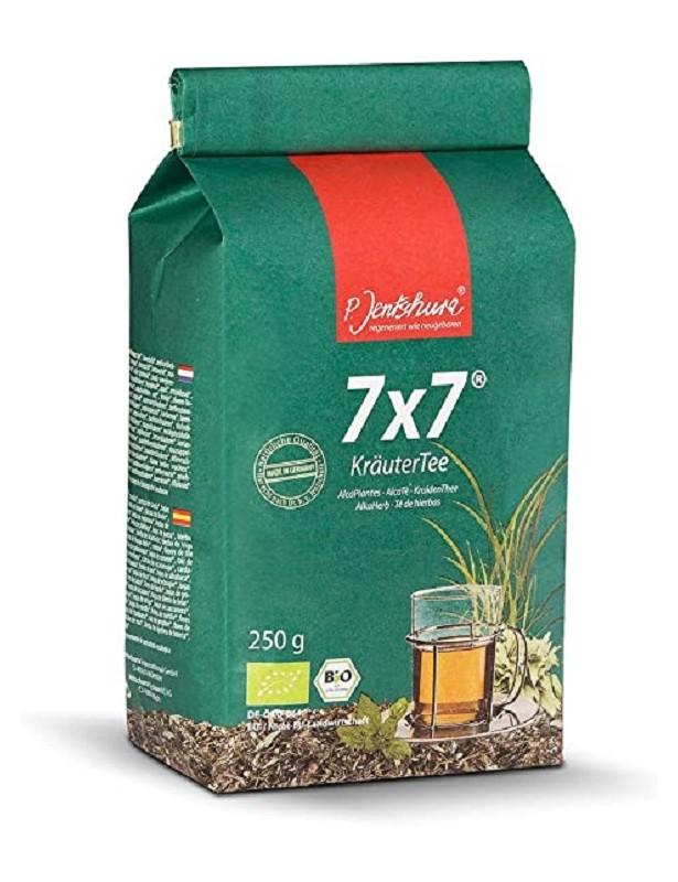 Tisana 7x7 Jentschura 250 gr