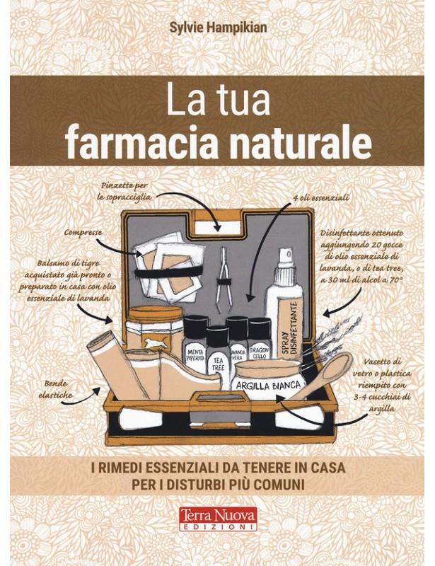 La tua farmacia naturale - S. Hampikian