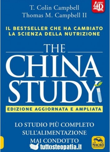 The China Study - T. Colin Campbell PhD, Thomas M. Campbell