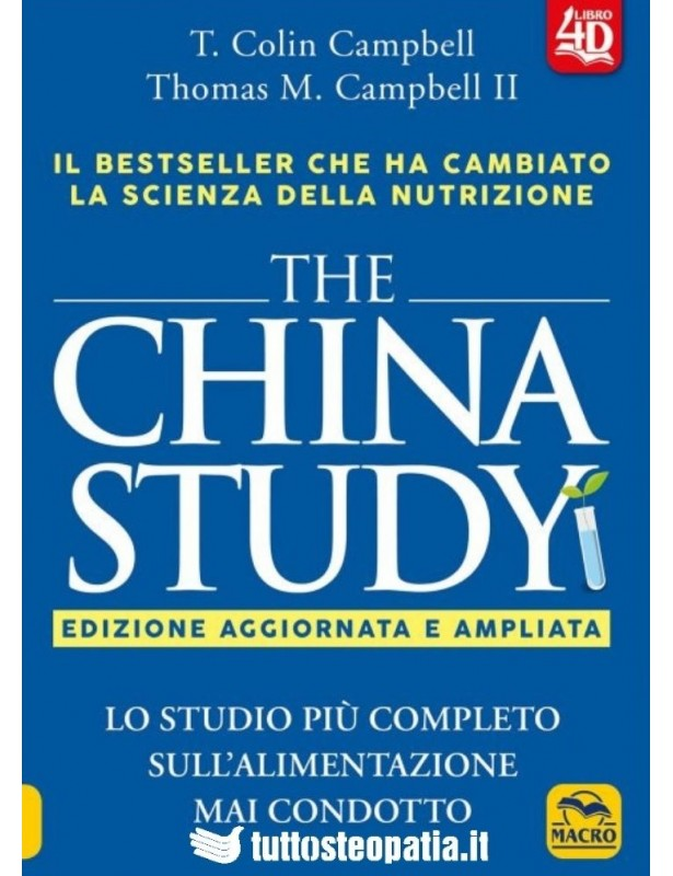 The China Study - T. Colin Campbell...