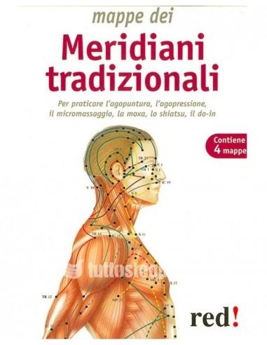 Mappe dei Meridiani Tradizionali -...