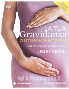 La tua gravidanza di settimana in settimana - Lesley Regan